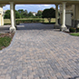 Brick Paver Driveway Install In Lake Mary FL